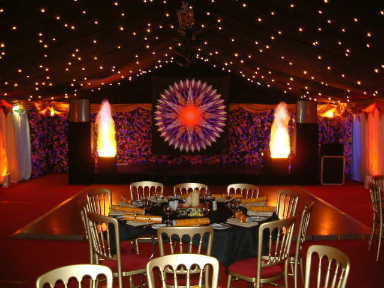 Corporate Event Decoration Services