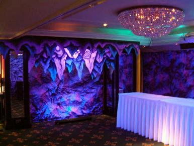 3d effect purple rock backdrops for 3d effect wallpaper uk