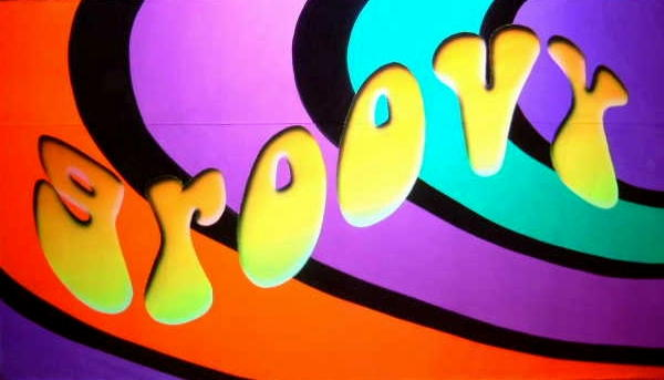 70s Seventies Party Backdrops And Decor